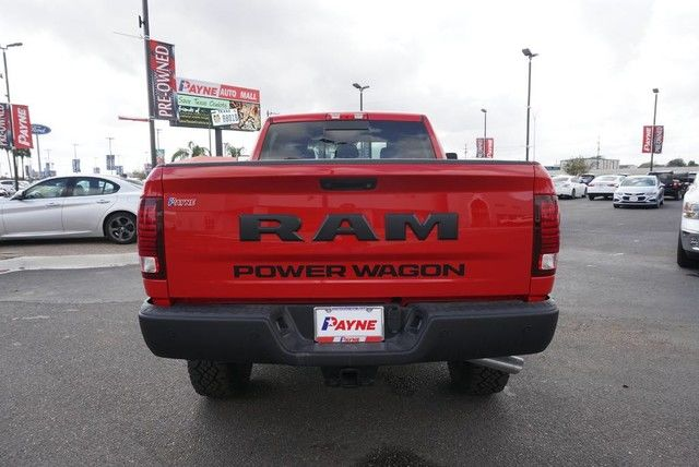 2018 Ram 2500 Crew Cab 4x4,  Pickup #G275246 - photo 17