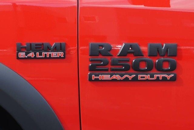 2018 Ram 2500 Crew Cab 4x4,  Pickup #G275246 - photo 7