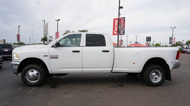 2018 Ram 3500 Crew Cab DRW 4x4,  Pickup #G339733 - photo 10
