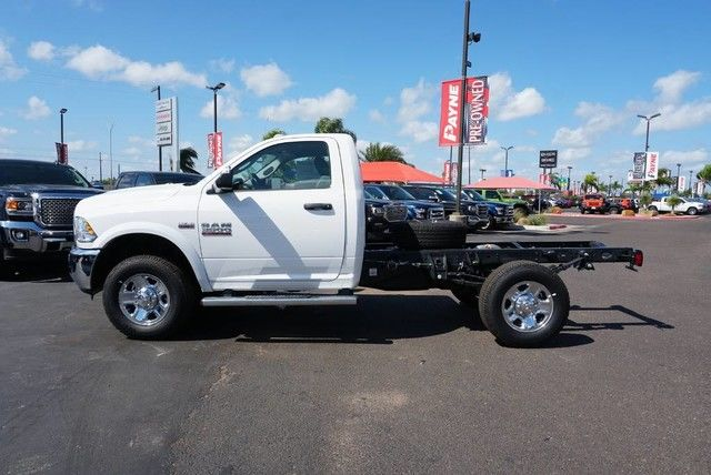 2018 Ram 3500 Regular Cab 4x4,  Cab Chassis #G343644 - photo 11
