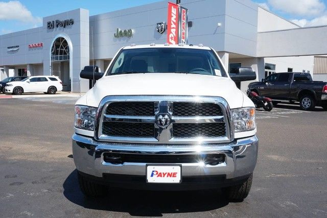 2018 Ram 3500 Regular Cab 4x4,  Cab Chassis #G343644 - photo 3