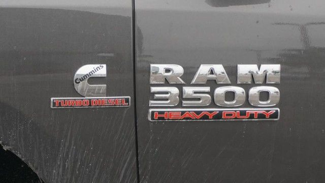 2018 Ram 3500 Crew Cab DRW 4x4,  Pickup #G352842 - photo 7