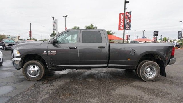 2018 Ram 3500 Crew Cab DRW 4x4,  Pickup #G352842 - photo 10