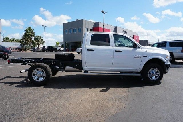 2018 Ram 3500 Crew Cab 4x2,  Cab Chassis #G355984 - photo 16