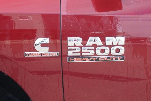 2018 Ram 2500 Crew Cab 4x4,  Pickup #G380011 - photo 10