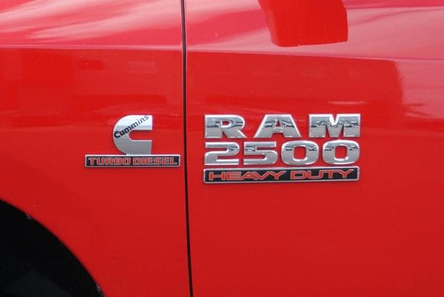 2018 Ram 2500 Crew Cab 4x4,  Pickup #G380012 - photo 7