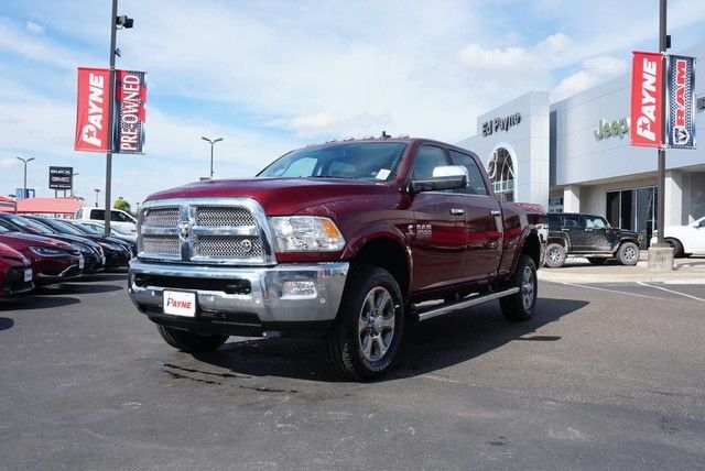 2018 Ram 2500 Crew Cab 4x4,  Pickup #G380017 - photo 1