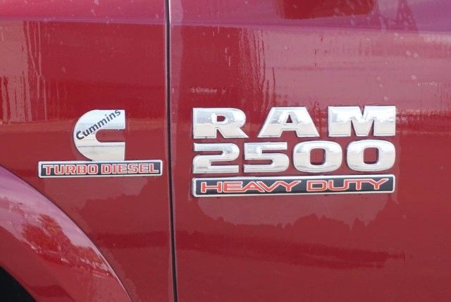 2018 Ram 2500 Crew Cab 4x4,  Pickup #G380017 - photo 7