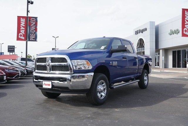 2018 Ram 2500 Crew Cab 4x4,  Pickup #G389395 - photo 1