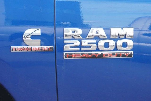2018 Ram 2500 Crew Cab 4x4,  Pickup #G389395 - photo 7