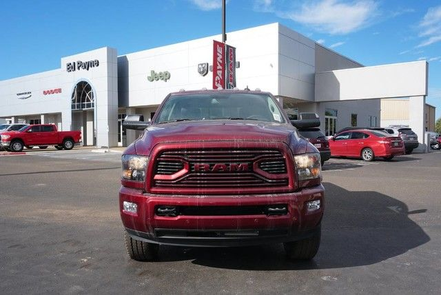 2018 Ram 2500 Crew Cab 4x4,  Pickup #G389397 - photo 3