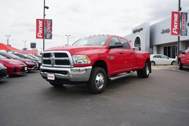 2018 Ram 3500 Crew Cab DRW 4x4,  Pickup #G392696 - photo 1