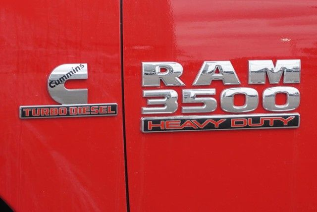 2018 Ram 3500 Crew Cab DRW 4x4,  Pickup #G392696 - photo 7