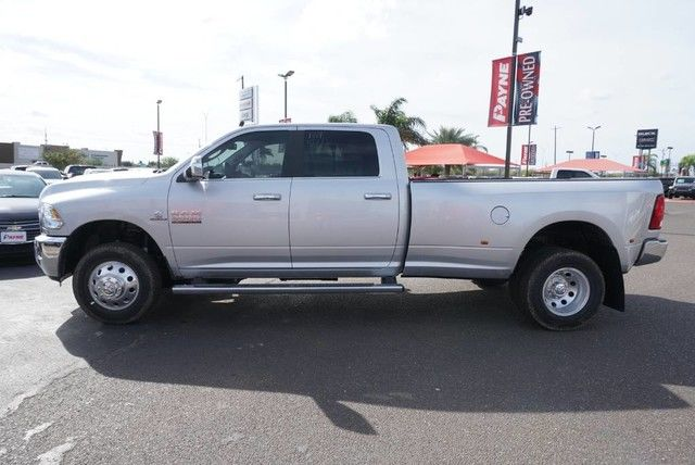 2018 Ram 3500 Crew Cab DRW 4x4,  Pickup #G392713 - photo 11