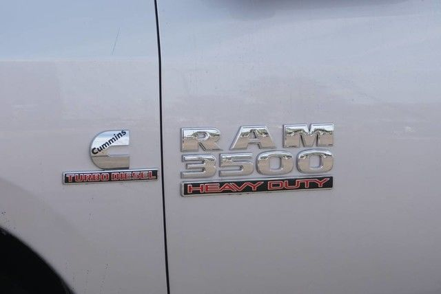 2018 Ram 3500 Crew Cab DRW 4x4,  Pickup #G392713 - photo 7
