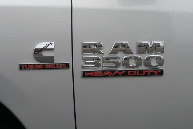 2018 Ram 3500 Crew Cab DRW 4x4,  Pickup #G397500 - photo 8