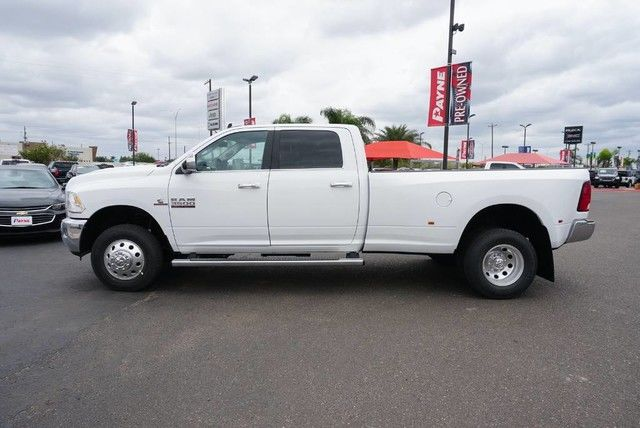 2018 Ram 3500 Crew Cab DRW 4x4,  Pickup #G397504 - photo 7