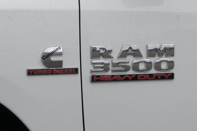 2018 Ram 3500 Crew Cab DRW 4x4,  Pickup #G397504 - photo 8