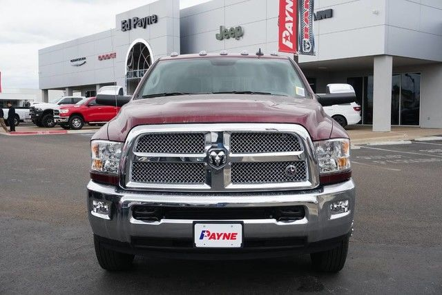 2018 Ram 3500 Crew Cab DRW 4x4,  Pickup #G397505 - photo 3