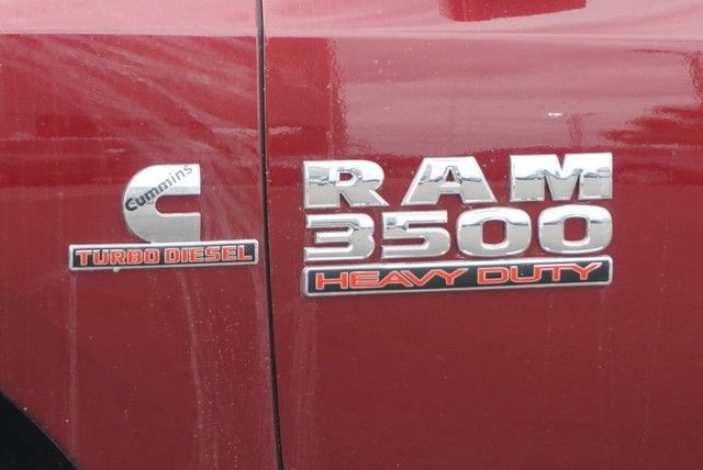 2018 Ram 3500 Crew Cab DRW 4x4,  Pickup #G397505 - photo 7