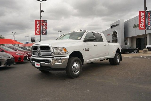 2018 Ram 3500 Mega Cab DRW 4x4,  Pickup #G408264 - photo 1