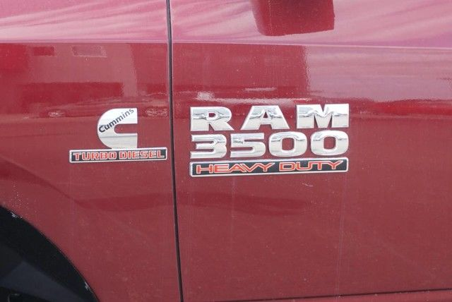 2018 Ram 3500 Mega Cab DRW 4x4,  Pickup #G408265 - photo 7