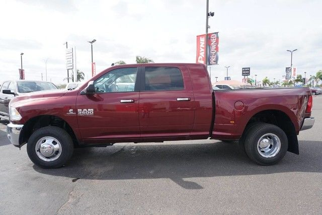 2018 Ram 3500 Mega Cab DRW 4x4,  Pickup #G408265 - photo 10