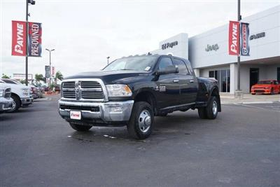 2018 Ram 3500 Mega Cab DRW 4x4,  Pickup #G410369 - photo 1