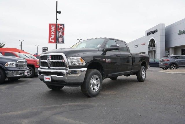 2018 Ram 2500 Crew Cab 4x4,  Pickup #G411414 - photo 1