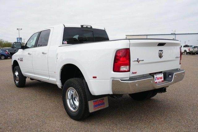 2018 Ram 3500 Mega Cab DRW 4x4,  Pickup #G413346 - photo 1