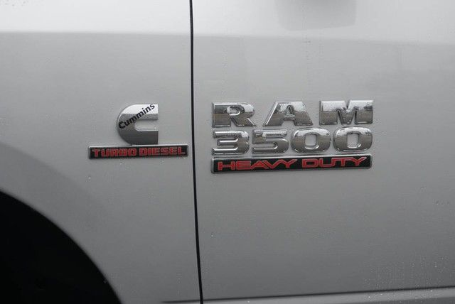 2018 Ram 3500 Mega Cab DRW 4x4,  Pickup #G422907 - photo 7
