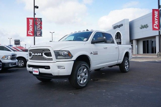2018 Ram 2500 Crew Cab 4x4,  Pickup #G430136 - photo 1