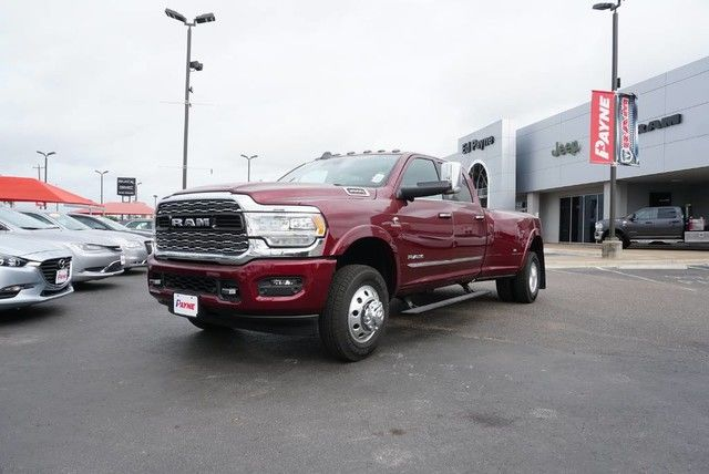 2019 Ram 3500 Crew Cab DRW 4x4,  Pickup #G525772 - photo 1