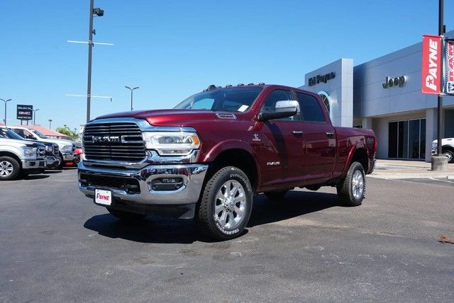 2019 Ram 2500 Crew Cab 4x4,  Pickup #G530500 - photo 1