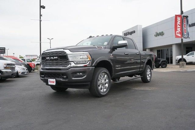 2019 Ram 2500 Crew Cab 4x4,  Pickup #G530545 - photo 1