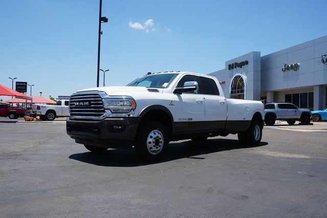 2019 Ram 3500 Crew Cab DRW 4x4,  Pickup #G536770 - photo 1