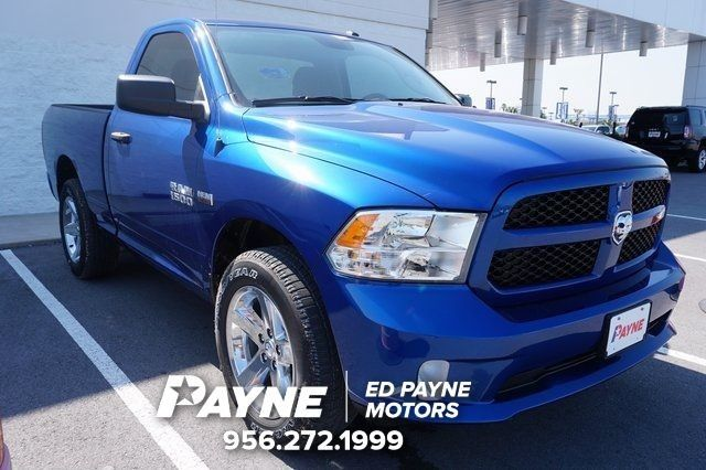 2017 Ram 1500 Regular Cab 4x4, Pickup #G641044 - photo 4