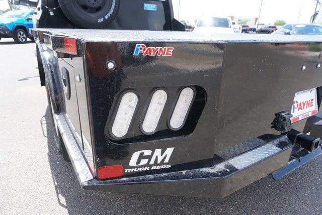 2018 Ram 3500 Crew Cab DRW 4x4,  Platform Body #JG376730 - photo 16