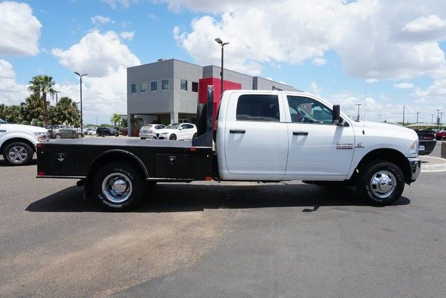 2018 Ram 3500 Crew Cab DRW 4x4,  Platform Body #JG376730 - photo 19