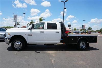 2018 Ram 3500 Crew Cab DRW 4x4,  Platform Body #JG376730 - photo 10