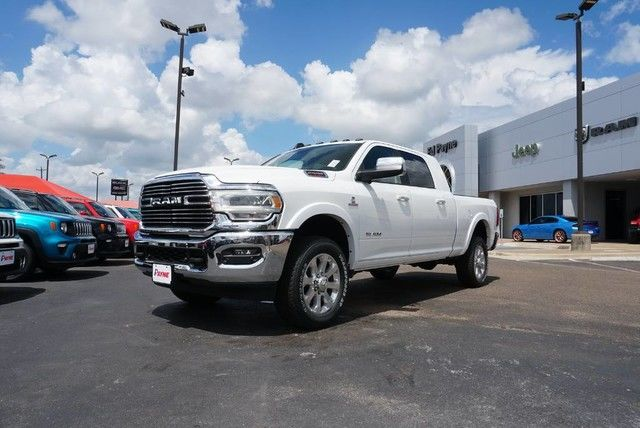 2019 Ram 2500 Mega Cab 4x4,  Pickup #KG634539 - photo 1