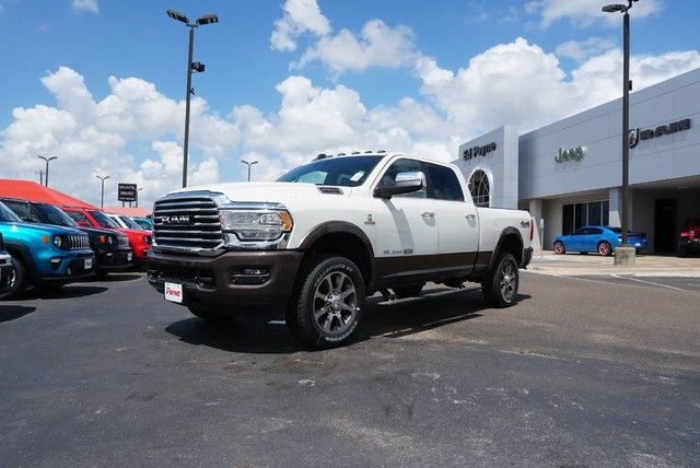 2019 Ram 2500 Crew Cab 4x4,  Pickup #KG637845 - photo 1
