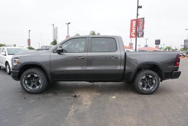 2019 Ram 1500 Crew Cab 4x4,  Pickup #N583399 - photo 9