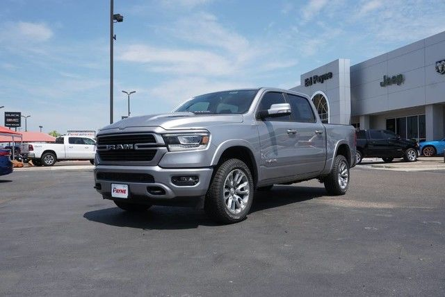 2019 Ram 1500 Crew Cab 4x4,  Pickup #N605803 - photo 1