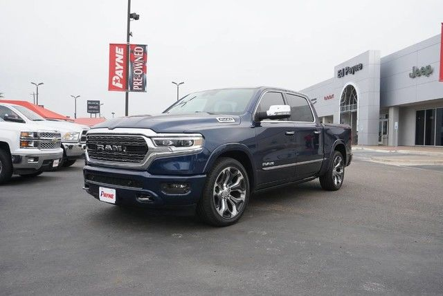 2019 Ram 1500 Crew Cab 4x2,  Pickup #N628778 - photo 1