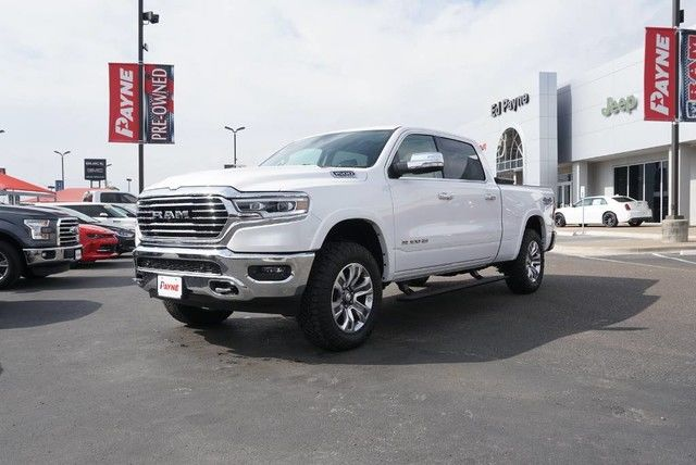 2019 Ram 1500 Crew Cab 4x4,  Pickup #N679414 - photo 1