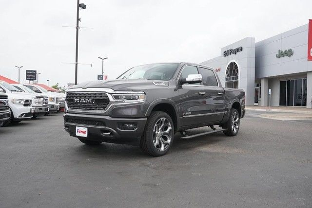 2019 Ram 1500 Crew Cab 4x4,  Pickup #N780514 - photo 1