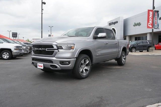 2019 Ram 1500 Crew Cab 4x4,  Pickup #N787523 - photo 1