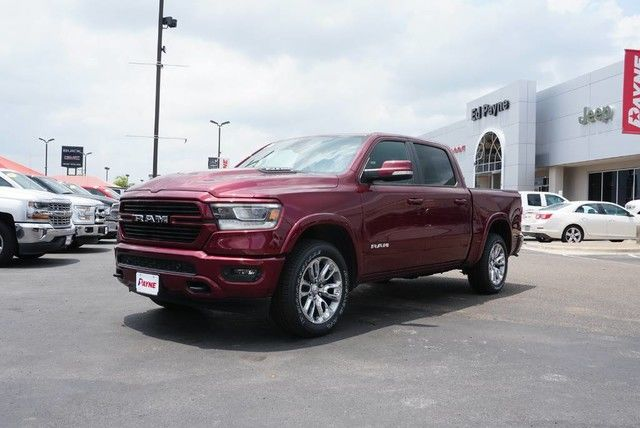 2019 Ram 1500 Crew Cab 4x4,  Pickup #N801871 - photo 1