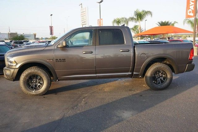 2018 Ram 1500 Crew Cab 4x4, Pickup #S102468 - photo 4
